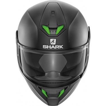 SHARK SKWAL 2 NOIR LED VERTE